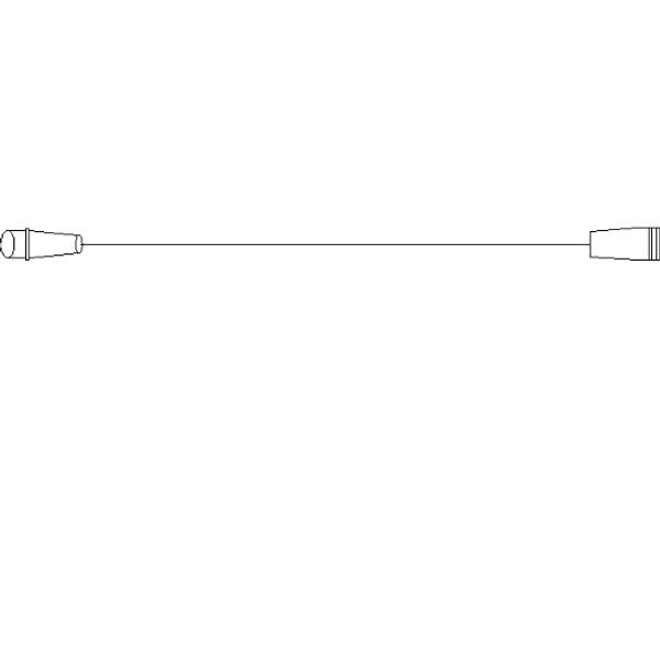 Bilde av Koblingsledning 5 meter - forlenger mellom LED-figurer
